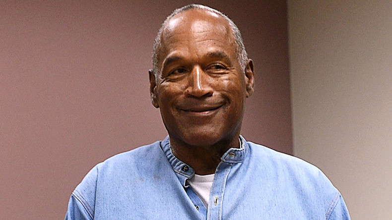 OJ Simpson released from prison 26 years early for good behavior