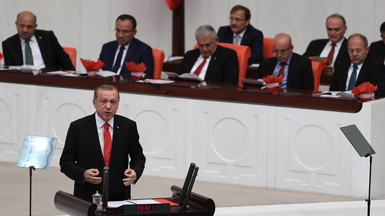 'EU failed us, Turkey doesn't need it anymore,' says Erdogan
