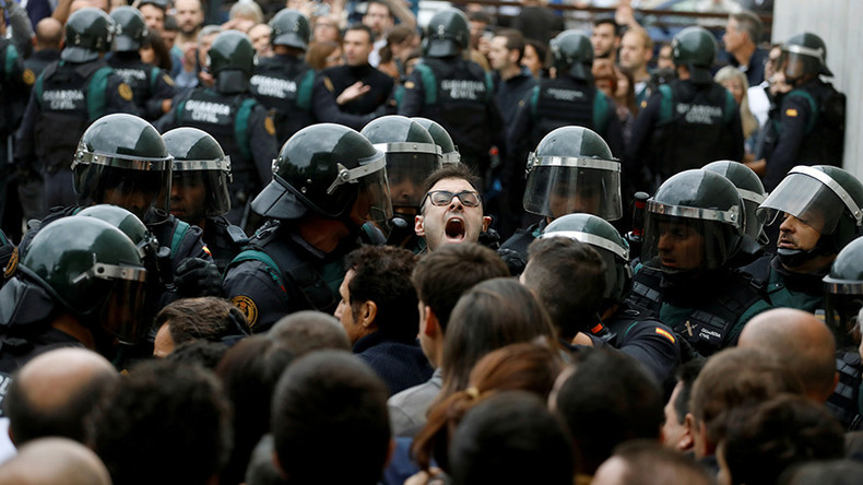 Catalonia vows to go to intl. courts, calls on EU sanctions against Spain for referendum violence