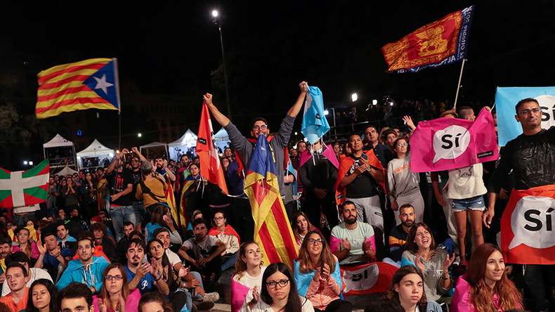 'Catalonian citizens won the right to statehood' – regional president