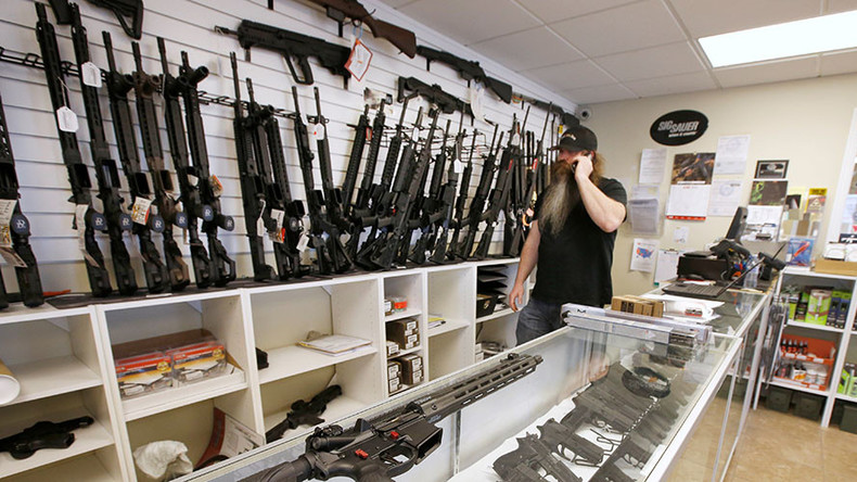 Gun stocks soaring following deadly mass shooting in Las Vegas