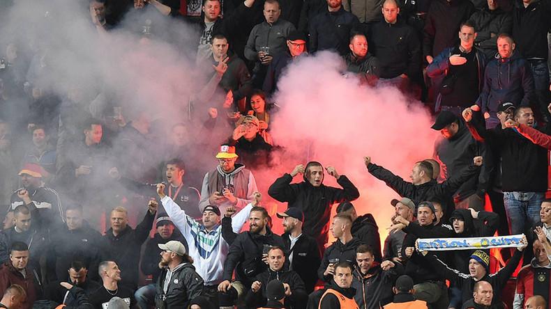 FIFA fines German football association over 'Sieg Heil!' Nazi fan chants
