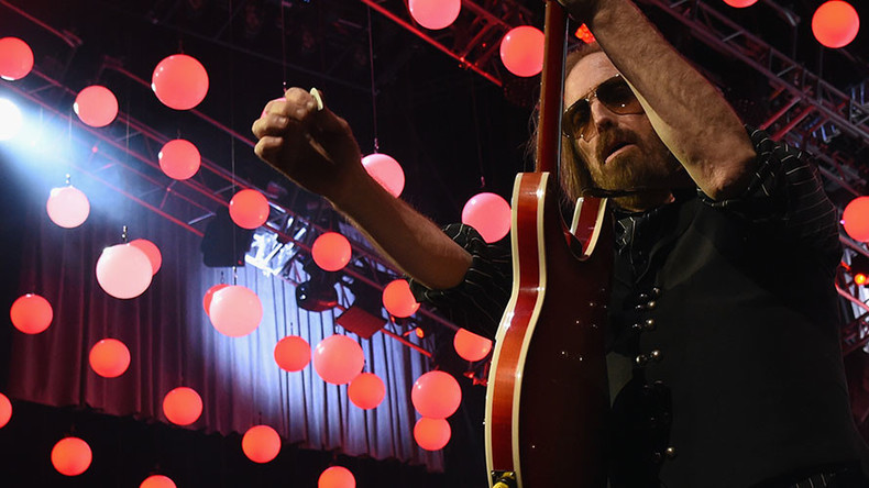 Tom Petty dies of heart attack at 66 – manager