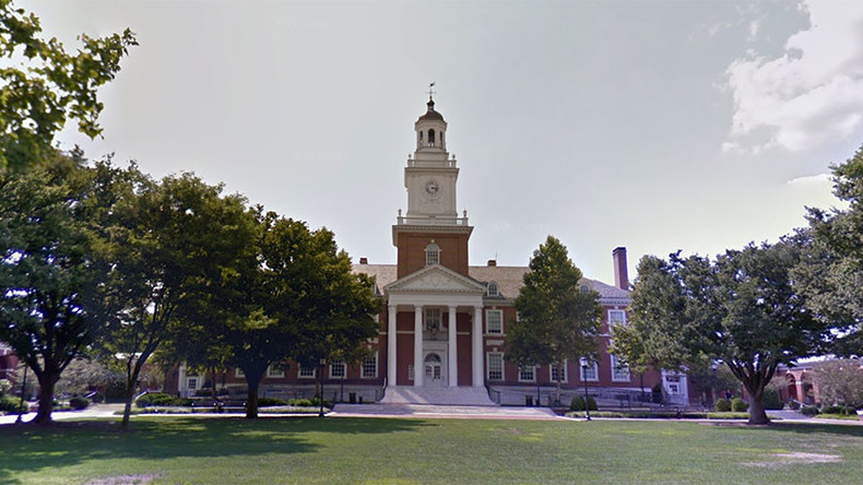 Johns Hopkins says 'nyet' to Russian language program