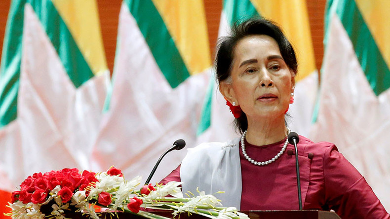 Aung San Suu Kyi stripped of Freedom of Oxford over Rohingya crisis