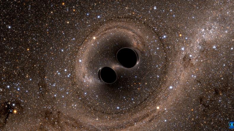 'Win for Einstein': Nobel Prize winners find gravitational waves in space