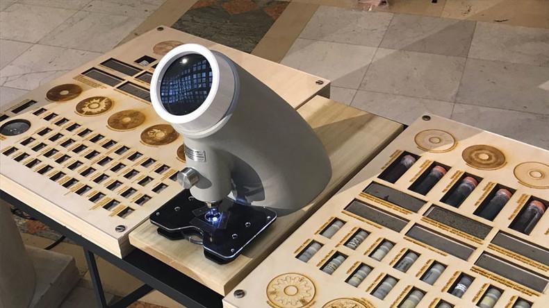 Cosmic culture: Nano capsule will take art to the moon