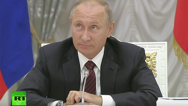 Calling football a 'Russian game,' but fielding 8 foreign players – Putin mocks Zenit boss