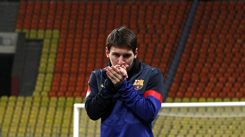 FC Barcelona invited to play in Russian 2nd division should Catalonia gain independence
