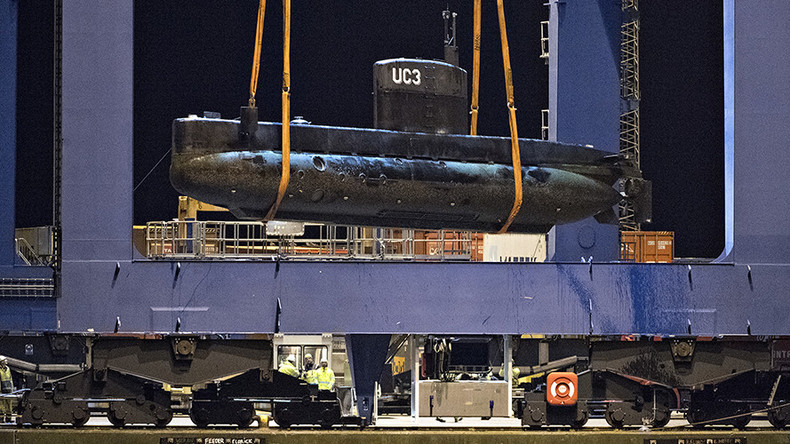 Submarine owner accused of killing journalist kept snuff videos in his workshop