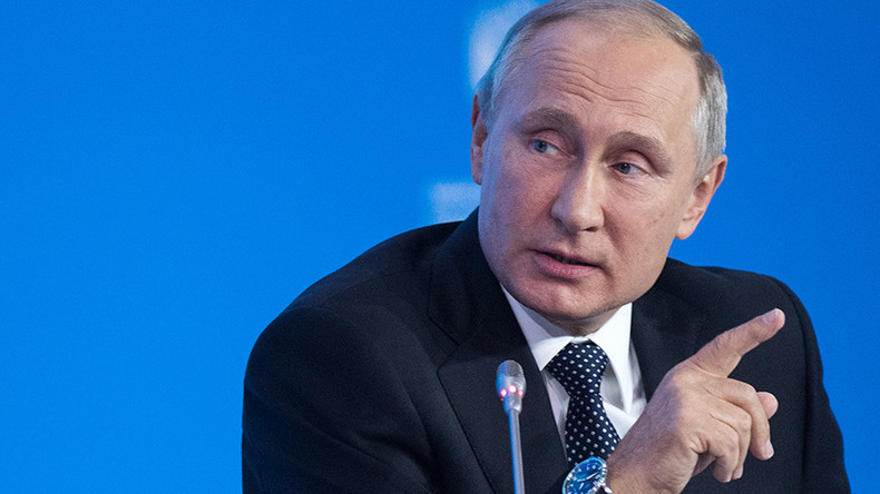 Countries prefer to do business with Russia because there's no double-dealing - Putin
