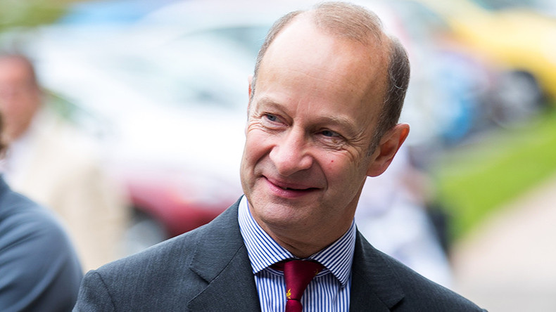 New UKIP leader Henry Bolton tells RT he'll press for Brexit… with or without a deal (VIDEO)