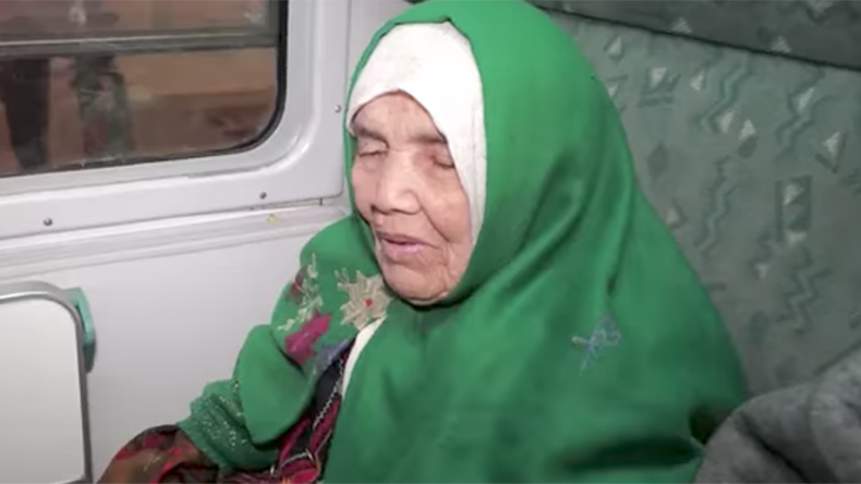 106yo Afghan woman avoids deportation from Sweden