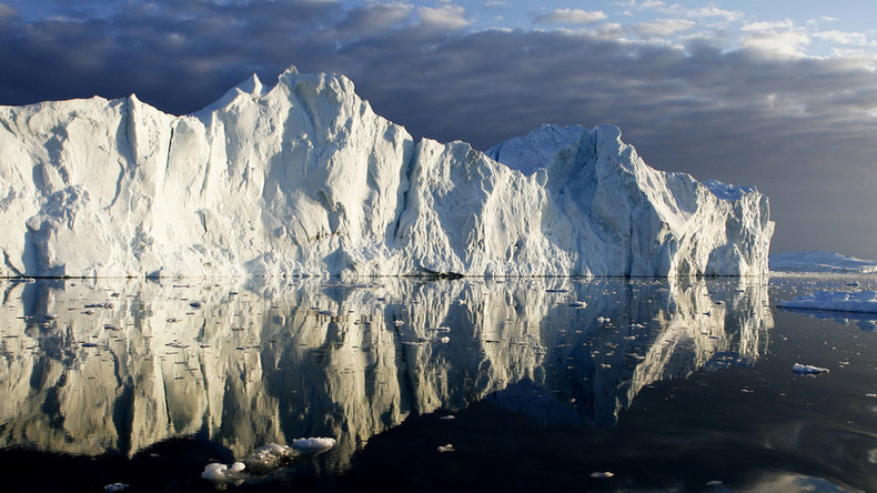 Iceberg the size of Washington DC breaks off Antarctic glacier (PHOTOS)