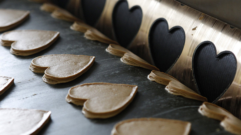 FDA issues warning to bakery for including 'love' as an ingredient