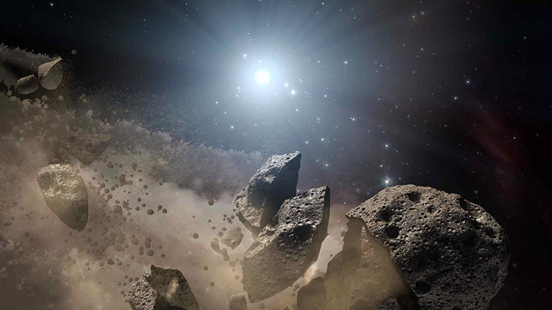 Huge asteroid to fly past Earth at 1/8 of distance to moon