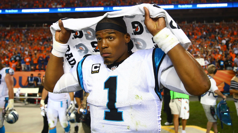 NFL's Cam Newton in sexism row after mocking female reporter