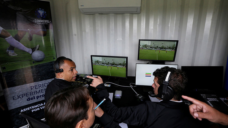 'VAR won't be trialed in Russia this year' – football chief Mutko