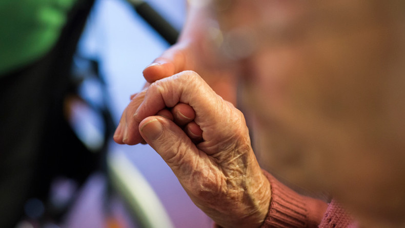 Are Britons 'too selfish' to care for their elderly?