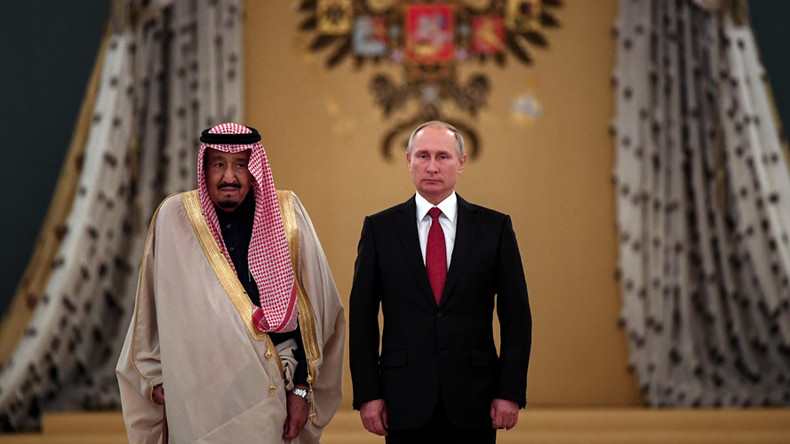 Saudi Arabia looks to Russia as counter-balance to American power & influence - analyst