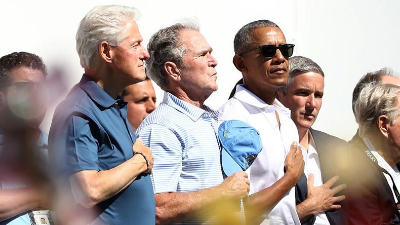 Bush, Obama to campaign in Virginia gubernatorial race - media
