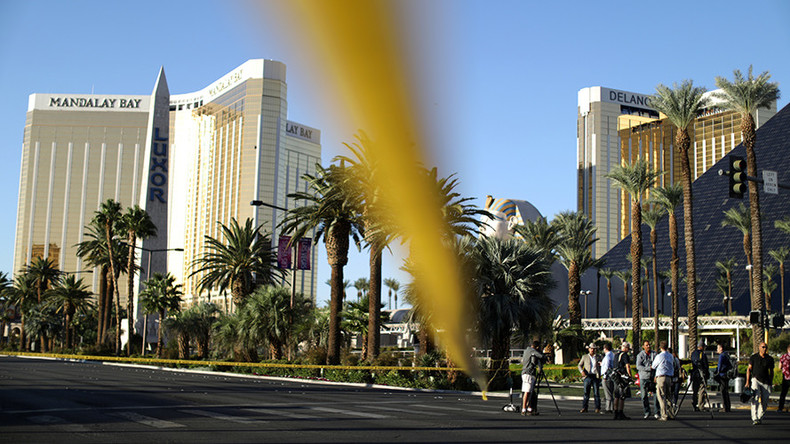 Police 'very confident' Las Vegas shooter acted alone, had no Islamic terror connection