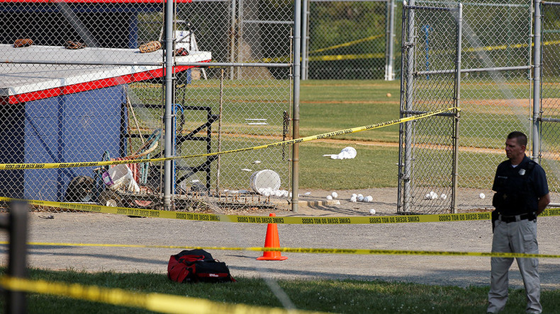 GOP baseball gunman committed 'act of terrorism' after 'casing' park for months – report
