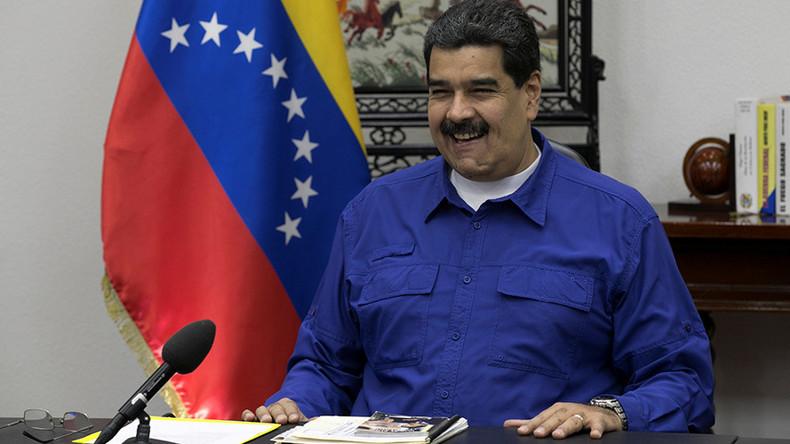 'Trump made me famous' – Venezuelan President Maduro