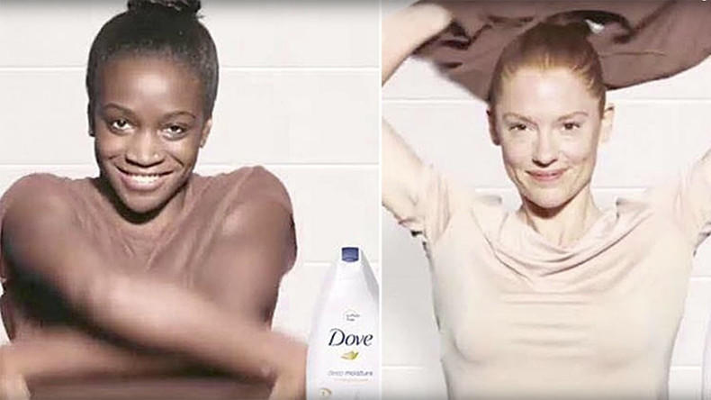 Skincare brand Dove lambasted online for 'racist' Facebook ad