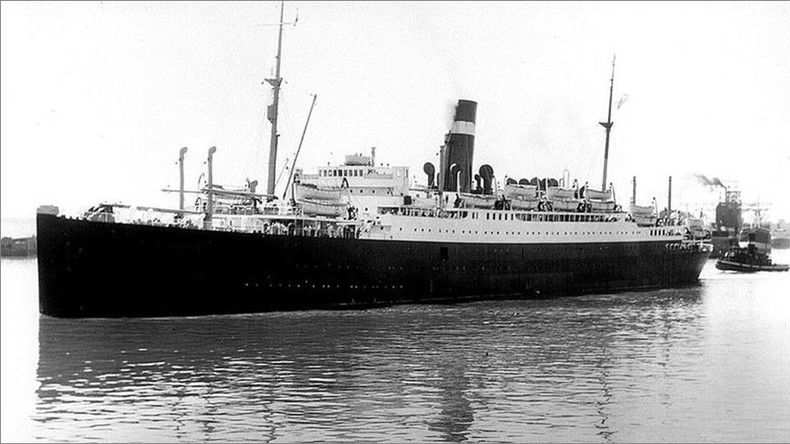 First British boat sunk during WWII 'found' by shipwreck hunter