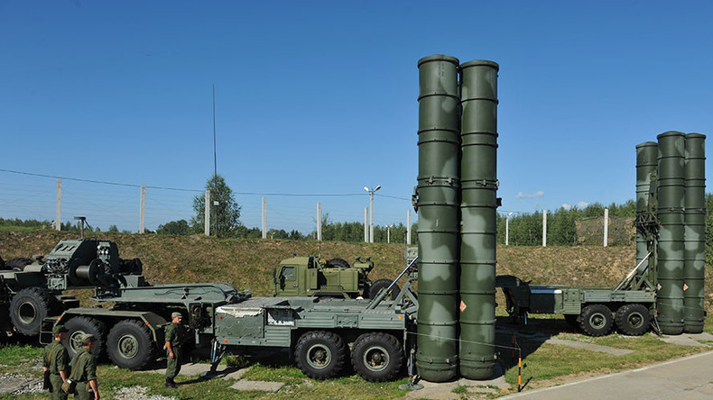 Russia confirms sale of S-400 missile systems to Saudi Arabia