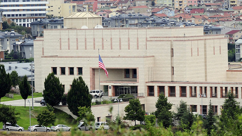 Turkey issues detention warrant for 2nd US consulate worker