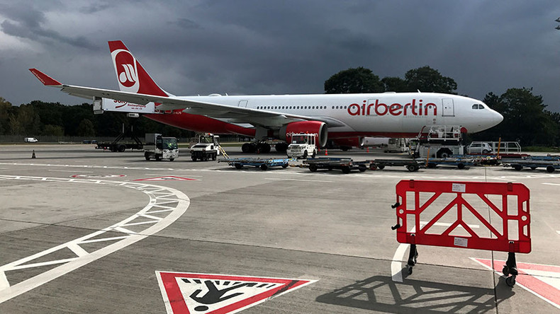 Massive job losses at bankrupt Air Berlin as carrier to end flights this month