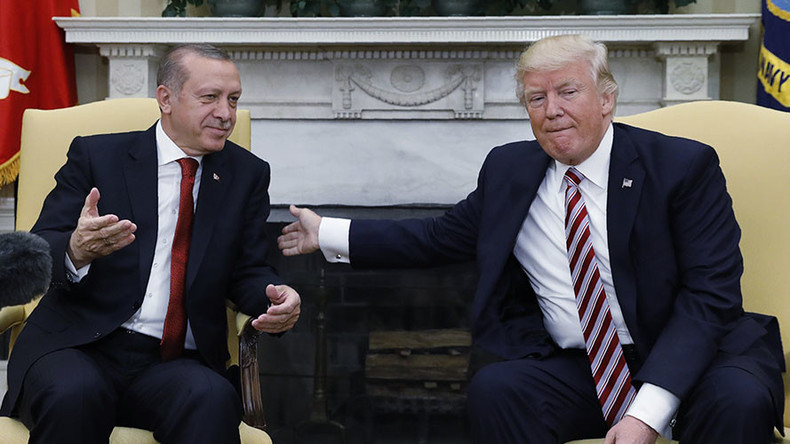 True NATO allies? How the US-Turkish partnership is coming apart at the seams