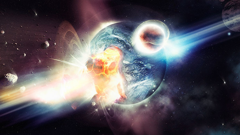 Doomsayer predicts rise of Antichrist, 7 years of chaos & Planet X smashing into Earth
