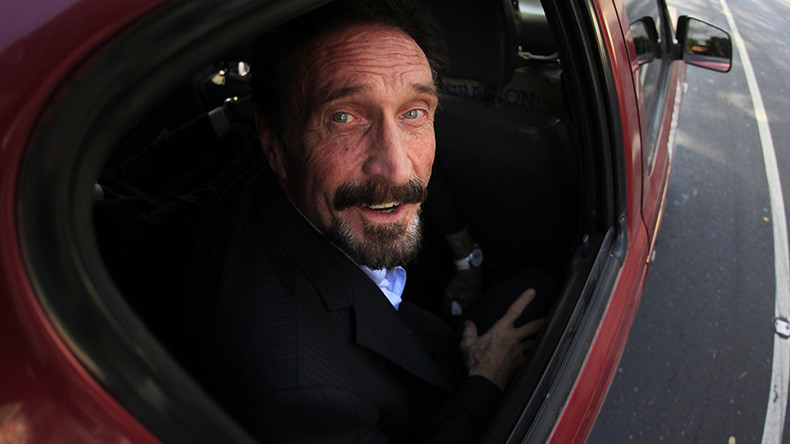 World govts fear Bitcoin because they can't tax it – John McAfee