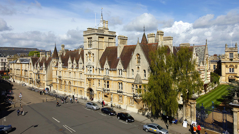 Oxford college bans Christian Union from freshers' fair over 'homophobia & neo-colonialism'