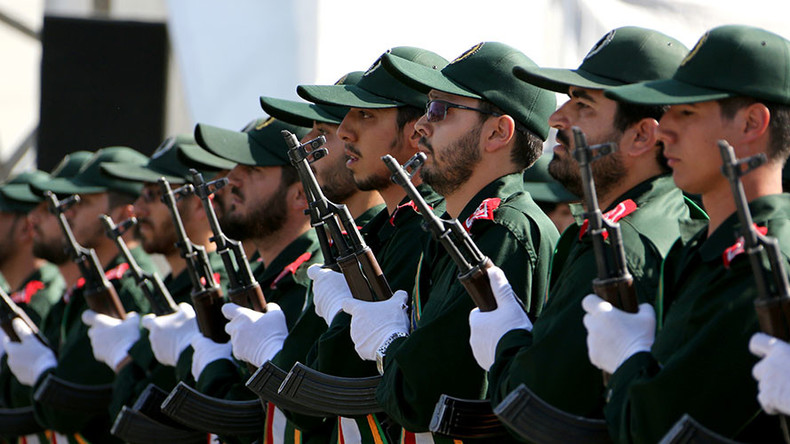 Iran: 'All options are on table' if US blacklists Revolutionary Guards