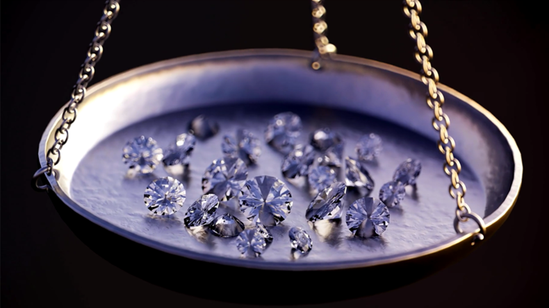 Diamonds could become 'the new gold' offering safe haven for investors