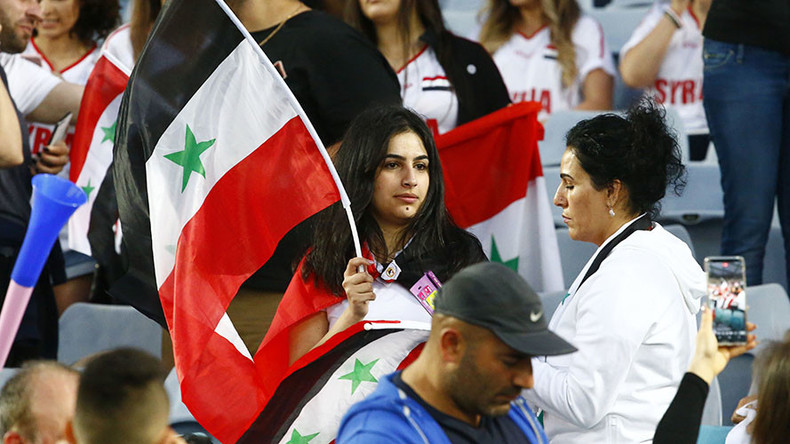 Syria's Russia 2018 World Cup dream ends after valiant play-off effort in Australia