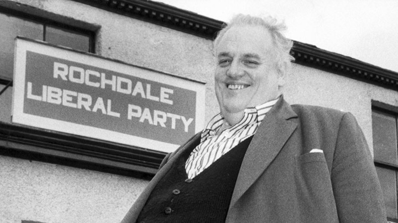 Cyril Smith abused kids for 'perverted amusement' & MI5 may have covered it up, inquiry told