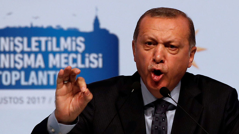 'We're not a tribal state': Turkey slams US visa suspension, vows retaliation