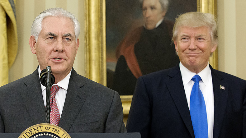 Let's check: Mensa offers IQ test for Trump and Tillerson