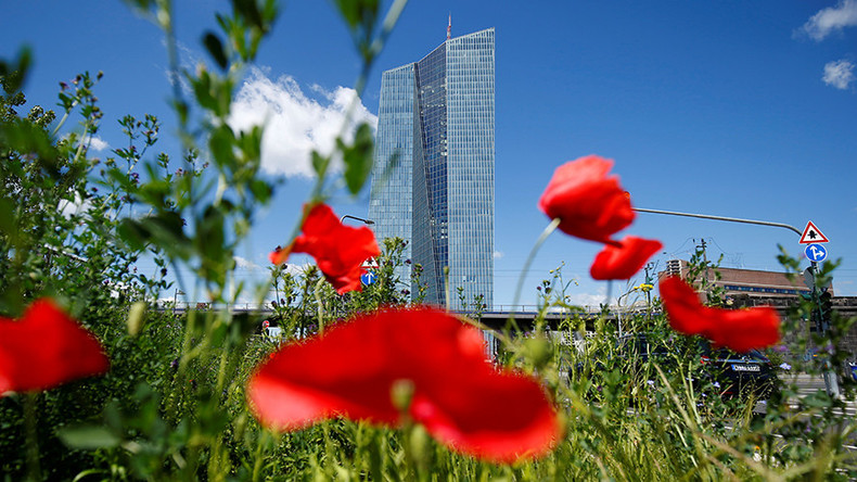 European Central Bank made almost €8bn from Greece's financial crisis
