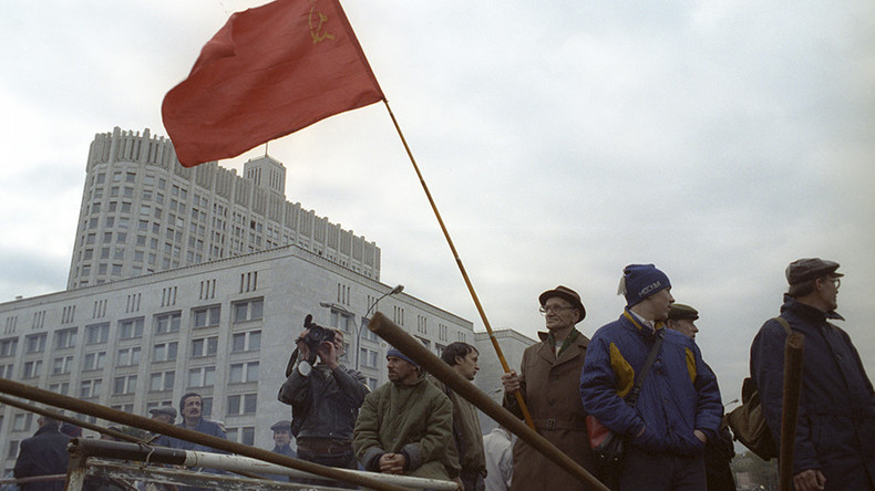 Over 90 percent of citizens say new revolution in Russia unthinkable