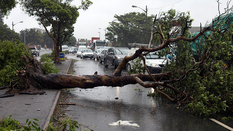 Deadly 'supercell thunderstorm' wreaks havoc in South Africa (PHOTOS,VIDEOS)