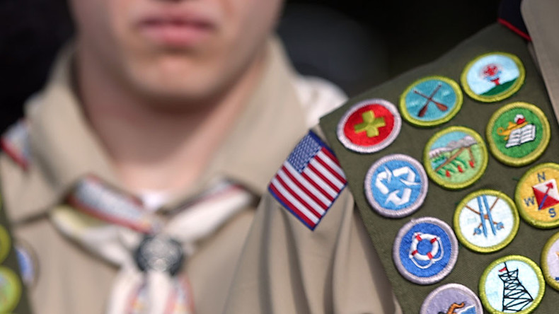 Boy Scouts welcomes girls, female scouts & others not impressed