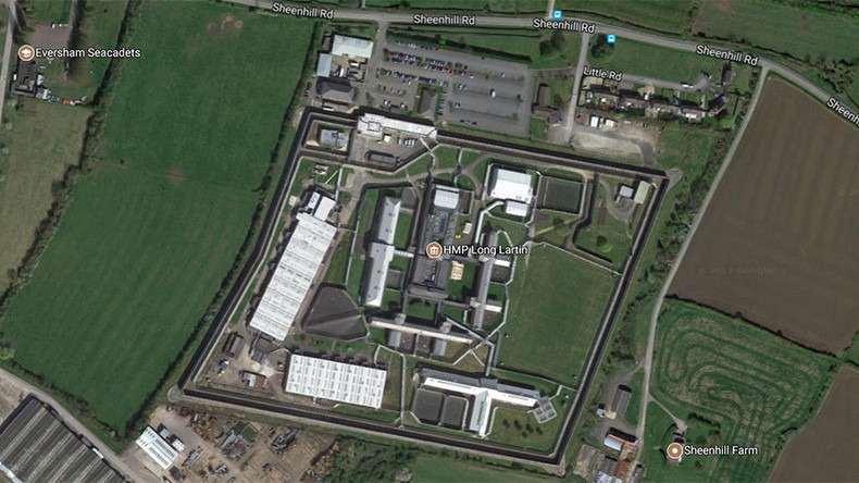 Prison staff 'attacked with pool balls' by rioting inmates
