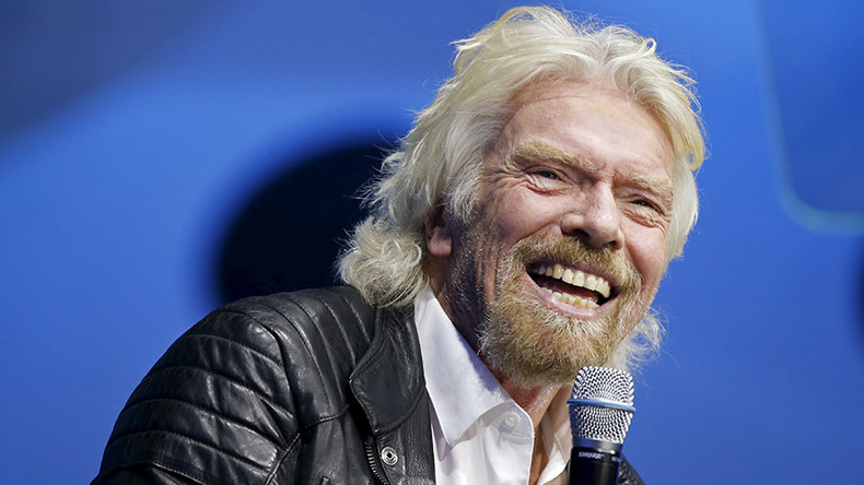 Richard Branson's Brexit strategy: Wait for Leave voters to die, then rejoin EU