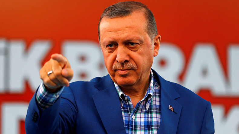 'We don't need you': Erdogan accuses Washington of 'sacrificing' relations with Turkey